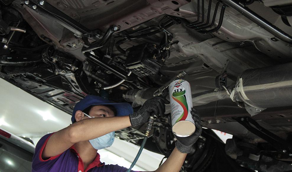 PHỦ GẦM - Đồ chơi xe hơi Biên Hòa